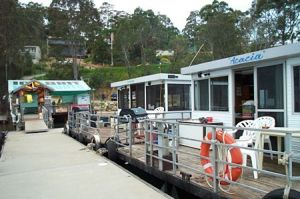 Clyde River Houseboats - VIC Tourism