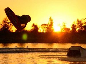 Bonney's WA Water Ski Park - VIC Tourism