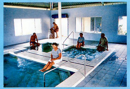 Innot Hot Springs Leisure  Health Park - VIC Tourism