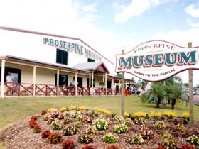 Proserpine Historical Museum - VIC Tourism
