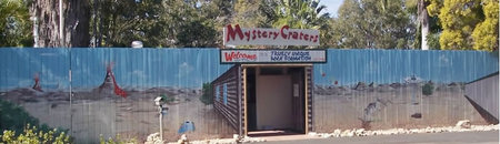 Mystery Craters - VIC Tourism