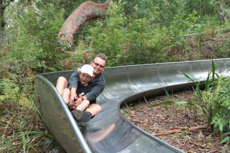 Toboggan Hill Park - VIC Tourism