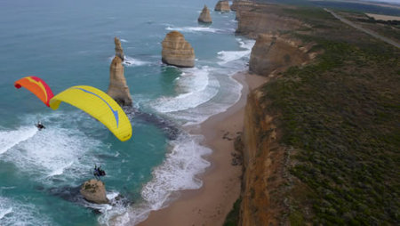 Airsports Adventure Flights - VIC Tourism