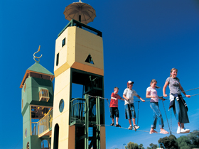 Monash Adventure Park - VIC Tourism