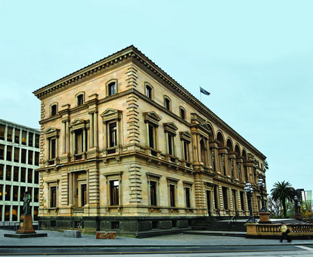 Old Treasury Building - VIC Tourism