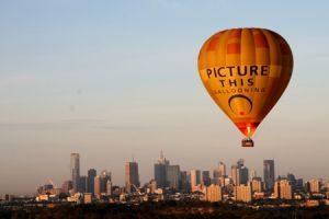 Picture This Ballooning - VIC Tourism