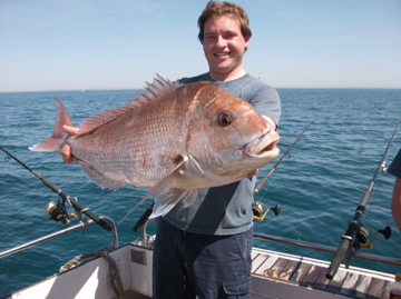 Melbourne Fishing Charters - VIC Tourism