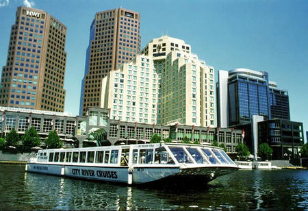 City River Cruises Melbourne - VIC Tourism