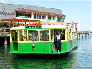 Melbourne Tramboat Cruises - VIC Tourism