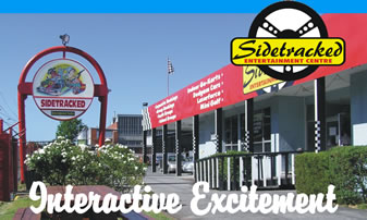 Sidetracked Entertainment Centre - VIC Tourism