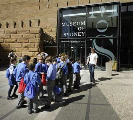Museum of Sydney - VIC Tourism