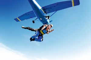 Skydive the Beach and Beyond Yarra Valley - VIC Tourism