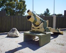 Military Museum Merredin - VIC Tourism