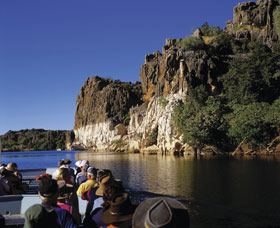 Geikie Gorge National Park - VIC Tourism