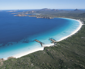 Lucky Bay - VIC Tourism