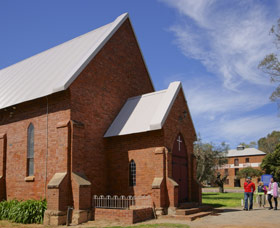 St Stephens Church of England - VIC Tourism