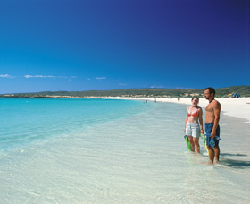 Turquoise Bay - VIC Tourism