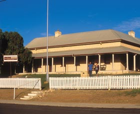Irwin District Museum - VIC Tourism