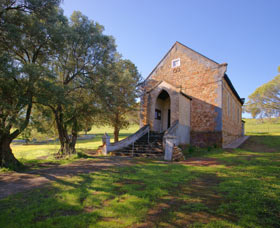 St Saviours Church Katrine - VIC Tourism