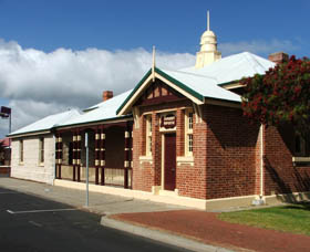 Artgeo Cultural Complex - Old Courthouse - VIC Tourism