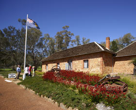 Old Gaol Museum Toodyay - VIC Tourism
