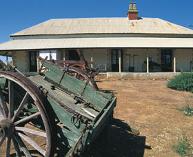 Chiverton House Museum - VIC Tourism