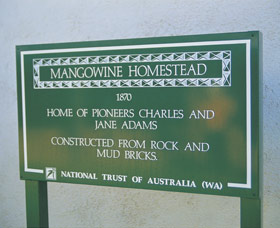 Mangowine Homestead - VIC Tourism