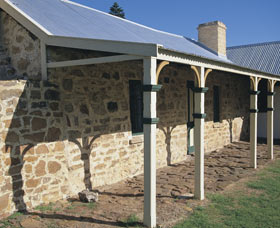 Ellensbrook Historic Home and Picnic Grounds - VIC Tourism