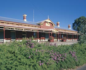Old Railway Station Museum - VIC Tourism