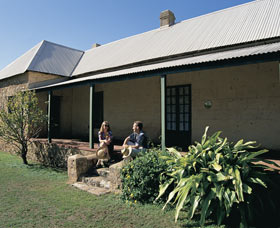 Cliff Grange - VIC Tourism