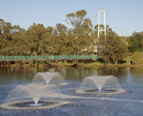 Suspension Bridge - VIC Tourism