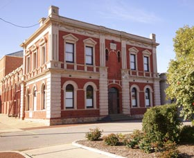 Northam Town Hall - VIC Tourism
