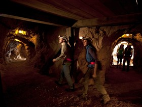 Heritage Blinman Mine Tours - VIC Tourism