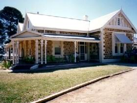 The Pines Loxton Historic House and Garden - VIC Tourism