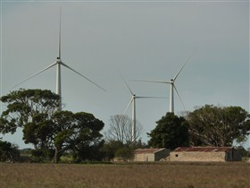 Wattle Point Wind Farm - VIC Tourism