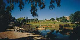 Mount Hurtle Winery home of Geoff Merrill Wines - VIC Tourism