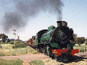 Pichi Richi Railway - VIC Tourism