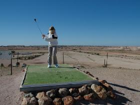 Coober Pedy Opal Fields Golf Club - VIC Tourism