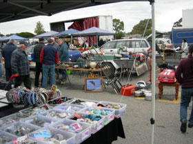 Gepps Cross Treasure Market - VIC Tourism