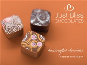 Just Bliss Chocolates - VIC Tourism