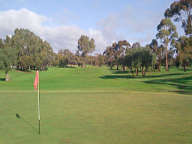 Regency Park Golf Course - VIC Tourism