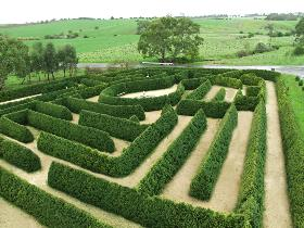 Mintaro Maze and Gift Shop - VIC Tourism