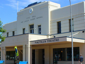 Civic Hall Complex And Arteyrea Workshops - VIC Tourism