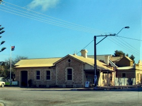 Southern Yorke Peninsula Visitor Centre in the Old Post Office