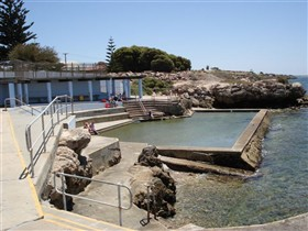 Edithburgh Tidal Pool - VIC Tourism