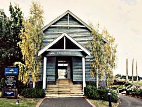Frogmore Creek Wines - VIC Tourism
