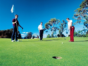 Richmond Golf Club - VIC Tourism