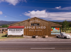 The Apple Shed Tasmania - VIC Tourism