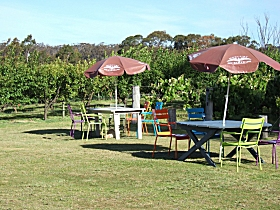 Cerise Brook Orchard  Family Golf - VIC Tourism