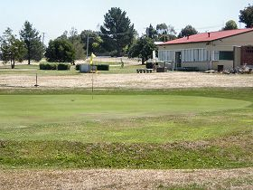 Campbell Town Golf Club - VIC Tourism